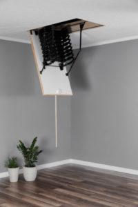 FLEX-TERMOножицова драбина на мансарду, ердачные лестницы0971709339
