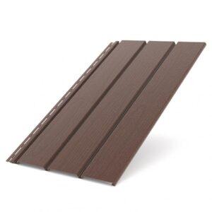 Софит АЙДАХО коричневий 2,7 х 0,30 м